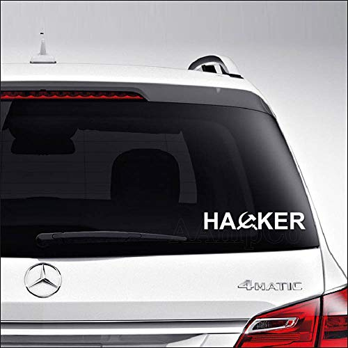 Aampco Decals Russian Hacker Cyber Internet Car Truck for sale  Delivered anywhere in USA