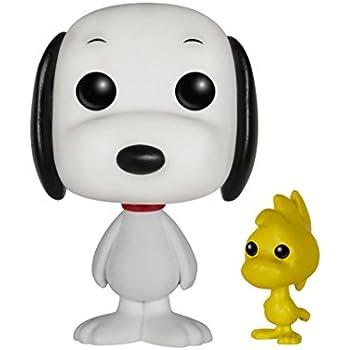 Amazon Com Funko Peanuts Snoopy Amp Woodstock Funko Pop