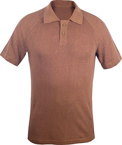 Rawganique-Mens-Loch-Lomond-Hemp-Classic-Fit-Polo-Shirt