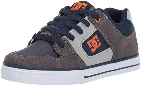 dc skate shoes kids