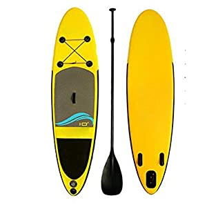 Stand Up Paddel Gonfiabile Fiume adulti galleggiante gonfiabile SUP Stand Up Paddle Board con Carry Bag Kit di… 7 spesavip