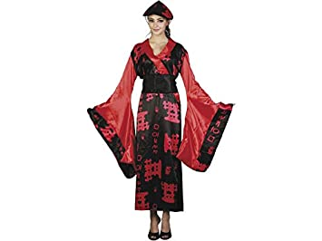 Disfraz China Mujer Talla L: Amazon.es: Juguetes y juegos