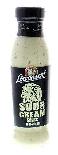 Löwensenf - Sour-Cream Sauce - 270ml