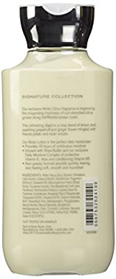 Bath Body Works White Citrus 8.0 oz Body Lotion