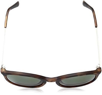 Calvin Klein Men's R726s R726S-001 Round Sunglasses