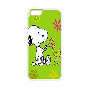 Custom High Quality WUCHAOGUI Phone case Cute & Lovely Snoopy Protective Case For Apple Iphone 6 Plus 5.5 inch screen Cases - Case-18