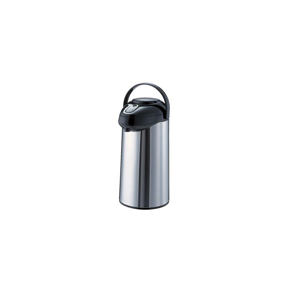 Service Ideas GLAP300 Glass Lined Airpot - 3 Liter Capacity, Pump Lid 41mdz9jc7ZL