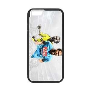 Napoli Gonzalo Higuain iPhone 6 4.7 Inch Cell Phone Case Black yyfabd-202513