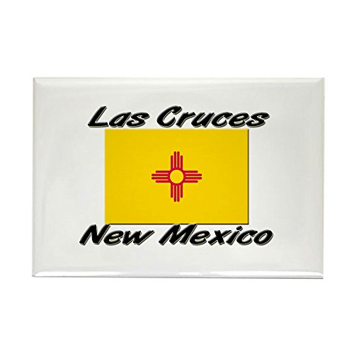 CafePress Las Cruces New Mexico Rectangle Magnet Rectangle Magnet, 2