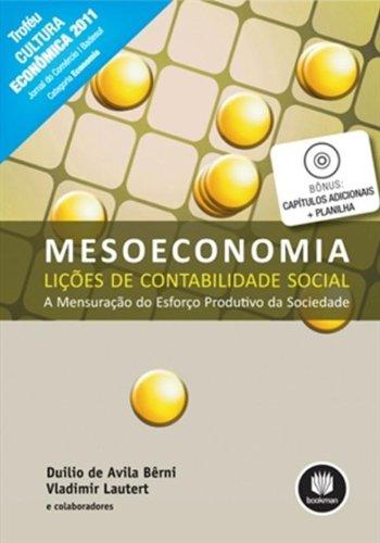 Mesoeconomia. Lições de Contabilidade Social