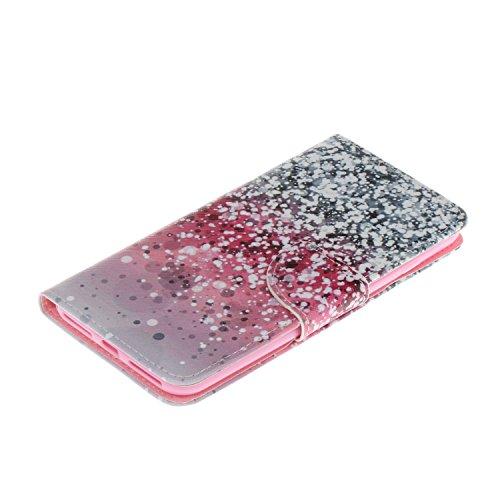Ecoway Serie pintada Caja del teléfono de moda para iPhone 8/iPhone 7/iPhone 7G (4,7 zoll) - Tower Starry sky