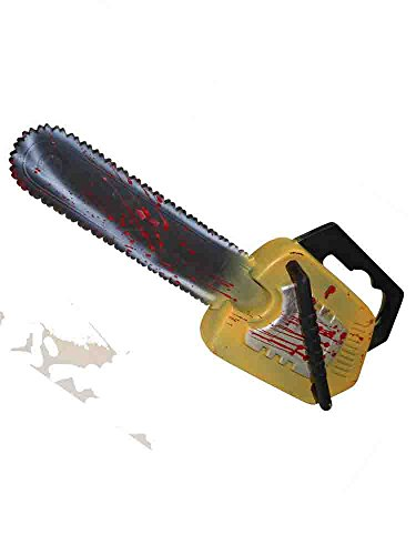 Bloody Chainsaw Costume Prop -