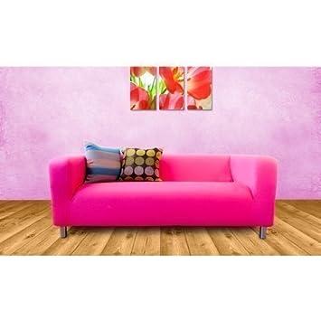 Amazon.com: Ikea Klippan - Funda de repuesto para sofá de 2 ...