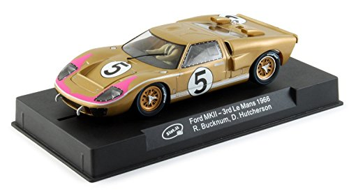 Slot.it Ford MK II 3rd Le Mans 1966 #5 Performance Slot Car (1:32 Scale) (Body Scale Slot Car 32)