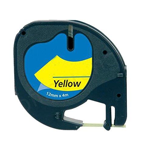 Prestige Cartridge DLT91202 kompatibel zu Etikettendrucker Letra Tag LT110T, schwarz schwarz schwarz gelb B010XHVVXE     | Schönes Design  f461a5