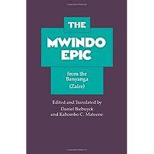 The Mwindo Epic from the Banyanga (Zaire)