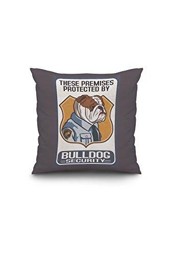pottery barn bulldog pillow - 6