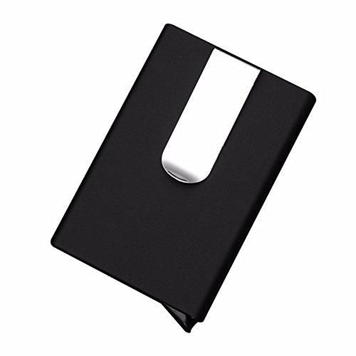 Generic RFID bloqueo Tarjeta Soporte Funda ID Tarjeta de ...
