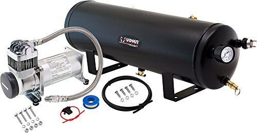 Vixen Horns VXO8330 3 Gal Tank/Compressor Kit