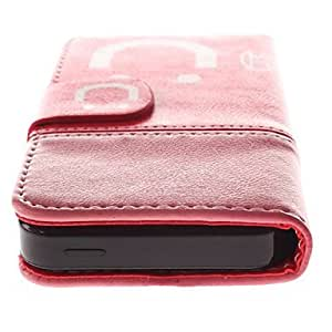 TLB iPhone 5/iPhone 5S compatible Leather Full Body Cases