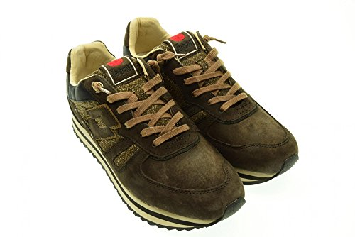 Homme S0516 Osaka Lotto sneakears Faibles Legend Marron Lot pn55wqHU