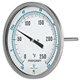 Dial Thermometer, Silicone Dampening