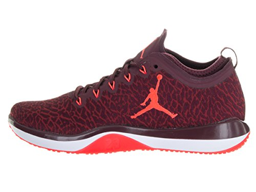 Nike Men's 845403-600 Basketball Shoes Red (Night Maroon / Infrared 23 / Gym Red) hQb1oP6