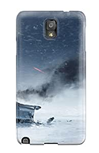 7408929K56325182 Durable Star Wars Battlefront Back Case/cover For Galaxy Note 3