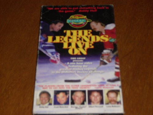 (THE LEGENDS LIVE ON - Hockey Legends in the Oldtimers Hockey Challenge - Maurice Richard, Frank Mahovlich, Gilbert Perreault, Guy Lafleur, Bobby Hull, Norm Ullman, Lanny McDonald, Red Storey touring across Canada and the northern US. 60 minutes.)