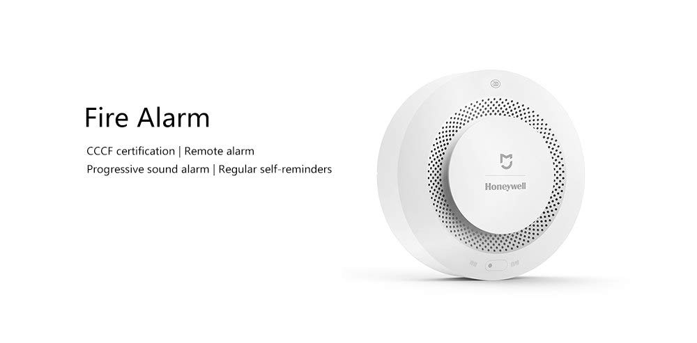 Amazon.com: Original Mijia Honeywell Fire Alarm Detector ...