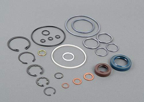 (FidgetKute 1 Set Steering Gear Box Seal Kit for Mercedes W201 190E 190D)
