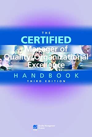certified quality manager handbook pdf