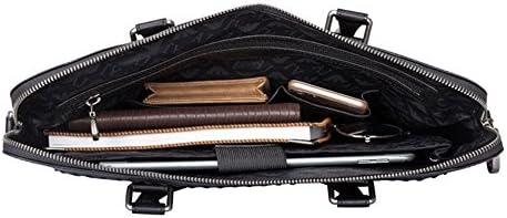 ブリーフケーストート メンズハンドバッグショルダーバッグメッセンジャーバッグコンピュータバッグトラベルバッグ荷物のバッグは、カジュアルバッグブリーフケース ハンドバッグ