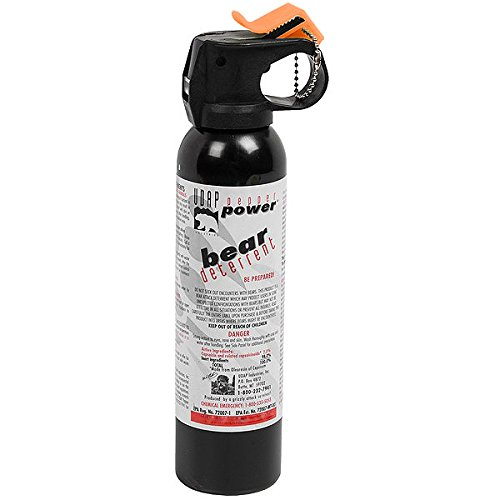 Udap 12 Bear Spray Can Only by Udap