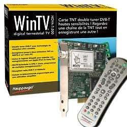 Hauppauge WinTV-NOVA-TD-500-HD - Doble sintonizador TV TDT-HD para PC de perfil bajo