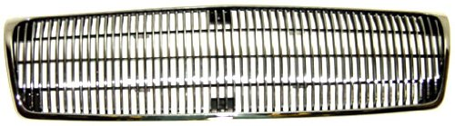 OE Replacement Buick Century Grille Assembly (Partslink Number GM1200111)