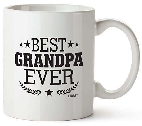 Fathers Day Gifts For Papa For Grandpa Christmas Birthday From Grandchildren Granddaughter Grandson Mama Grandma Best Papas Ever Prime Nana Funny Daughter And Great Xmas Cheap Cool Fun Mugs