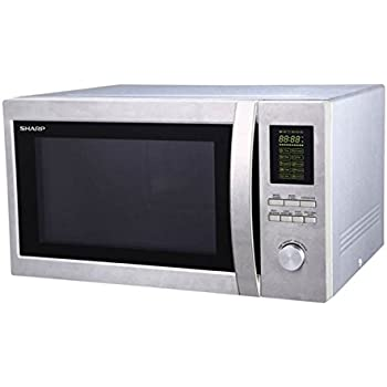 Amazon.com: Sharp R-78BT(ST) 43-Liter Microwave Oven with ...