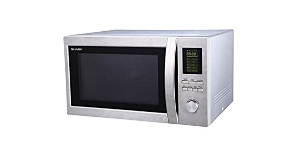 Amazon.com: Sharp r-78bt (St) 43-liter Horno de microondas ...