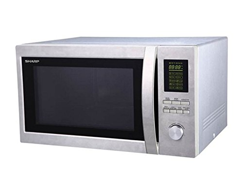 Sharp R-78BT(ST) 43-Liter Microwave Oven with Grill, 220 ...