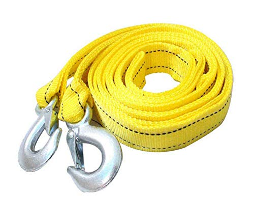 Tow Strap with Hooks Nylon 1.65 inch X 13 FT,5 Ton for sale  Delivered anywhere in Canada