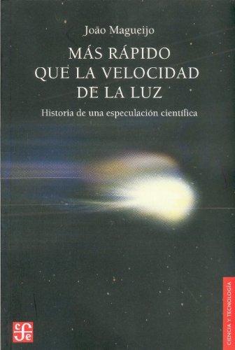 Descargar Libro Mas Rapido Que La Velocidad De La Luz Joao Magueijo
