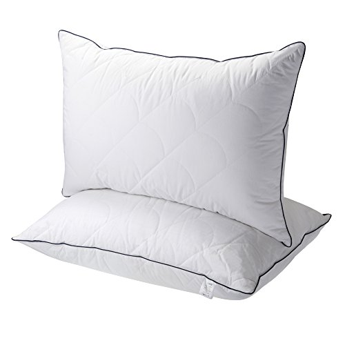 Sable Pillows for Sleeping, Registered with FDA Luxury Gel Plush Down...