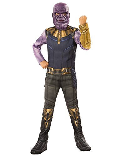 Rubie's Marvel Avengers: Infinity War Thanos Child's Costume, Large