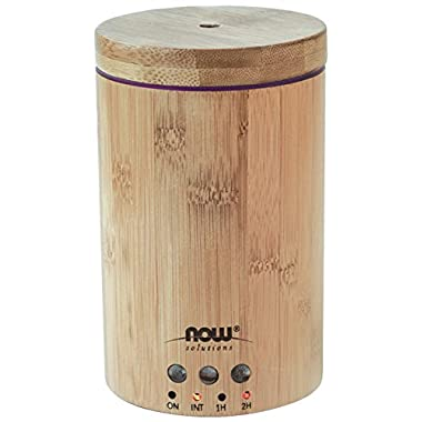 Now Foods Ultrasonic Real Bamboo Diffuser
