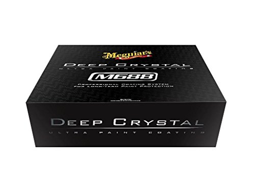 Meguiar's Deep Crystal Ultra Paint Coating M68802