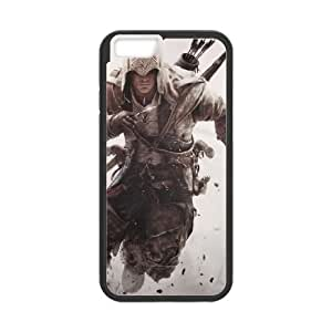 Assassin'S Creed iPhone 6 4.7 Inch Cell Phone Case Black 218y-741098