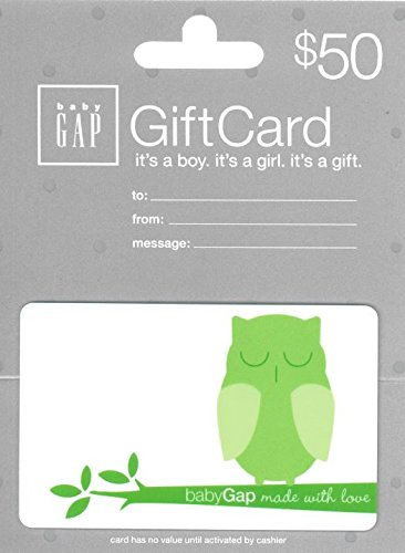 Baby Gap $50 Gift Card from GAP