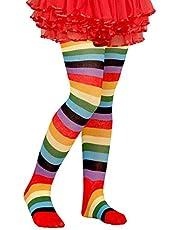 WIDMANN 30011Niños Leotardos Multicolor, niña, multicolor