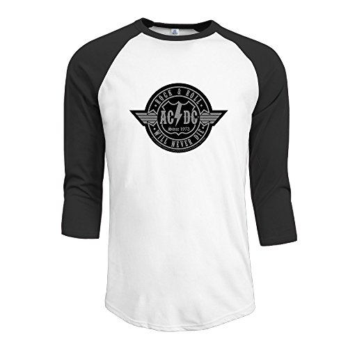 ACDC Rock or Bust T-Shirt (Black) - 5